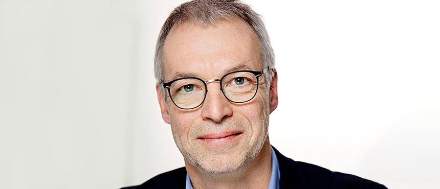 Ny moderator - Mogens Lindved