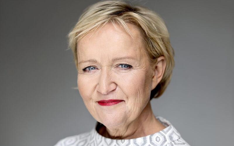 Tine Götzsche - moderator